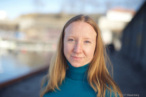 Førstekandidat på liste til Frogn kommunestyre, Linda Byström
